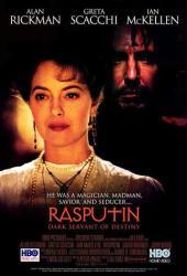 Rasputin: Dark Servant of Destiny poster [Alan Rickman/Greta Scacchi]