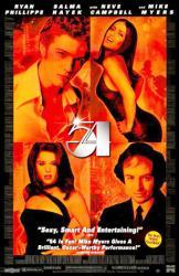 54 movie poster [Ryan Phillippe/Salma Hayek/Neve Campbell/Mike Myers]