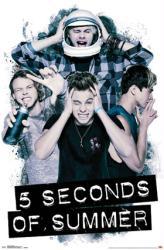 5 Seconds of Summer poster: Headache (22x34) 5SOS
