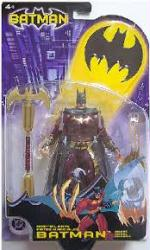 Batman: Martial Arts Batman action figure (Mattel/2003)