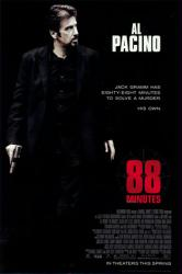 88 Minutes movie poster [Al Pacino] 27x40 original