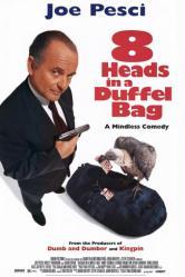 8 Heads In A Duffel Bag movie poster [Joe Pesci] 27x40