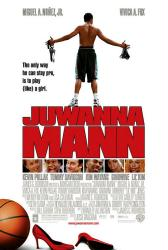 Juwanna Mann movie poster [Miguel A. Nunez Jr.] 27x40 VG