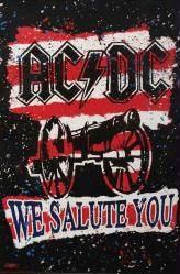 AC/DC poster: We Salute You (24x36)