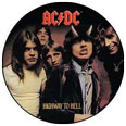 AC/DC pinback: Highway to Hell (1'' Button)