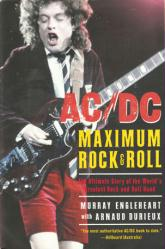 AC/DC biography: AC/DC Maximum Rock & Roll softcover book (2006)
