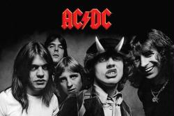 AC/DC poster: Highway to Hell (36x24)