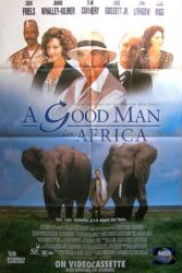 A Good Man In Africa movie poster [Sean Connery, John Lithgow] 27x40