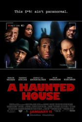 A Haunted House movie poster [Marlon Wayans, David Koechner] 27x40