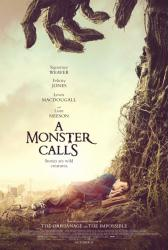 A Monster Calls movie poster [Lewis MacDougall] 27x40 original