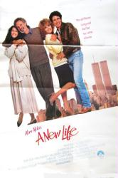 A New Life movie poster [Alan Alda, Ann-Margret] original 27x41