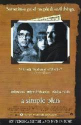 A Simple Plan movie poster [Paxton/Bridget Fonda/Billy Bob Thornton]
