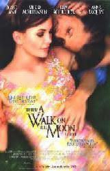 A Walk On the Moon movie poster [Diane Lane, Viggo Mortensen] 26x40