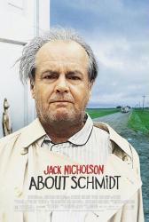 About Schmidt movie poster [Jack Nicholson] original 27x40 VG