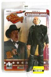 The Dukes of Hazzard: Abraham Hogg retro-style action figure