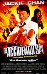 The Accidental Spy movie poster [Jackie Chan] 26x40 video poster