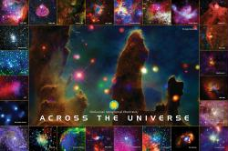 Across the Universe poster: Smithsonian (36x24) Astronomy