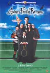 Addams Family Reunion movie poster [Daryl Hannah, Tim Curry] 27x40