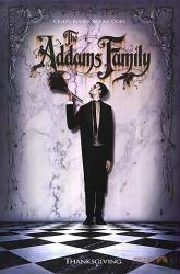 The Addams Family movie poster (1991) original 27 X 40 advance
