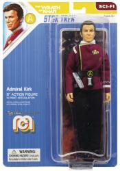 Star Trek The Wrath of Khan: Admiral Kirk 8 inch action figure (MEGO)