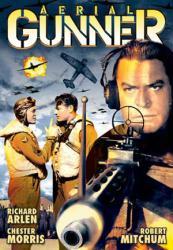 Aerial Gunner movie poster [Richard Arlen/Chester Morris] 11'' X 17''