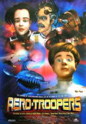 Aero-Troopers movie poster (2003 animated film) 27x38