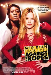 Against the Ropes movie poster [Meg Ryan & Omar Epps] original 27x40