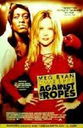 Against the Ropes movie poster [Meg Ryan, Omar Epps] 27x40 video