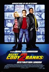 Agent Cody Banks 2: Destination London movie poster [Frankie Muniz]