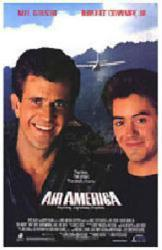 Air America movie poster [Mel Gibson, Robert Downey Jr.] 27x40