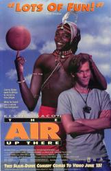 The Air Up There movie poster [Kevin Bacon] 26x40 video version
