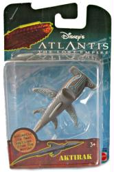 Atlantis The Lost Empire: Aktirak Die Cast Replica (Mattel/2000)