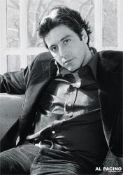 "Al Pacino poster: London 1974 (23 1/2"" X 33"" poster)"