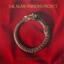The Alan Parsons Project poster: Vulture Culture vintage LP/Album flat
