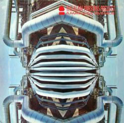 The Alan Parsons Project poster: Ammonia Avenue vintage Album flat GD