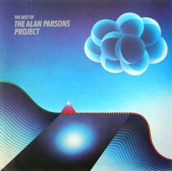 The Alan Parsons Project poster: The Best of... vintage LP/Album flat