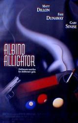Albino Alligator movie poster [a Kevin Spacey film] original 27x40