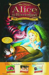 Alice In Wonderland movie poster [Walt Disney] 26x40 video version