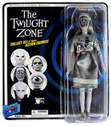 The Twilight Zone Series 7: Alicia action figure (Bif Bang Pow/2012)