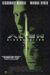 Alien Resurrection movie poster [Sigourney Weaver, Winona Ryder] 27x40