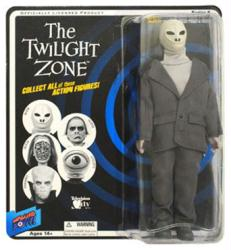 The Twilight Zone Series 6: Alien action figure (Bif Bang Pow/2012)