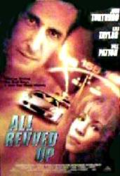All Revved Up movie poster [John Turturro, Lili Taylor] 27x40