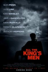 All the King's Men movie poster [2006] 27x40 original