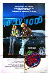 Aloha, Bobby and Rose movie poster [Paul Le Mat] 27x41 original 1975