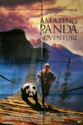The Amazing Panda Adventure movie poster (1995 original)