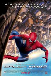 The Amazing Spider-Man 2 movie poster (2014) original 27x40 one-sheet