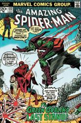 Amazing Spider-Man poster: Issue 122 Green Goblin's Last Stand (24x36)