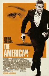 The American movie poster [George Clooney & Violante Placido] 2010