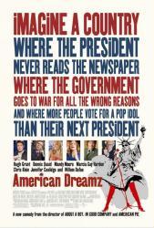 American Dreamz movie poster [Hugh Grant, Mandy Moore] 27x40