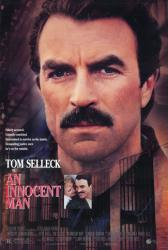 An Innocent Man movie poster [Tom Selleck] original 27x40